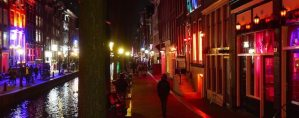 Amsterdam Red Light District brothel laws