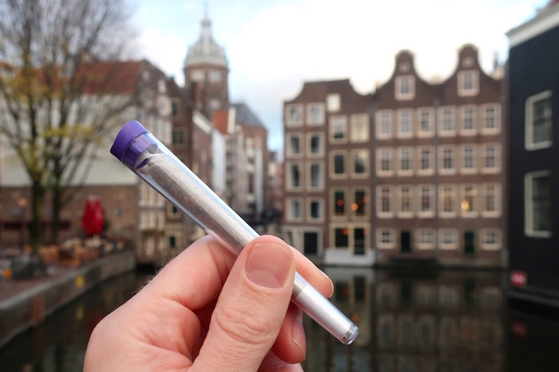 Amsterdam Drugs Tour Coffeeshops Joint