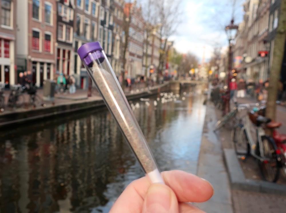 Amsterdam Drug Tour Weed