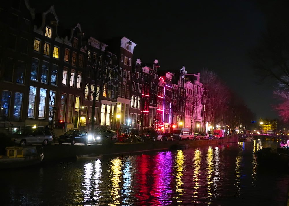 Amsterdam Red Light District Tour Ban Info