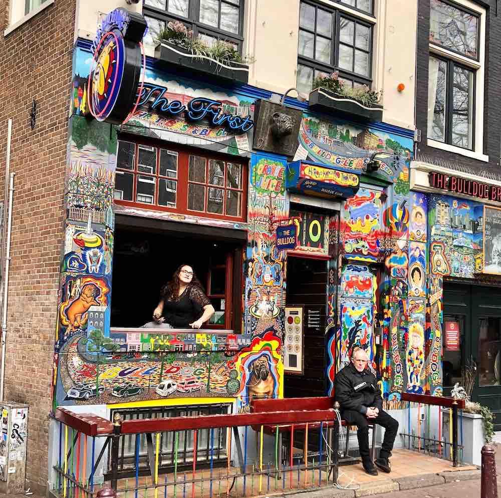 Coffeeshops in Amsterdam in Corona Crisis