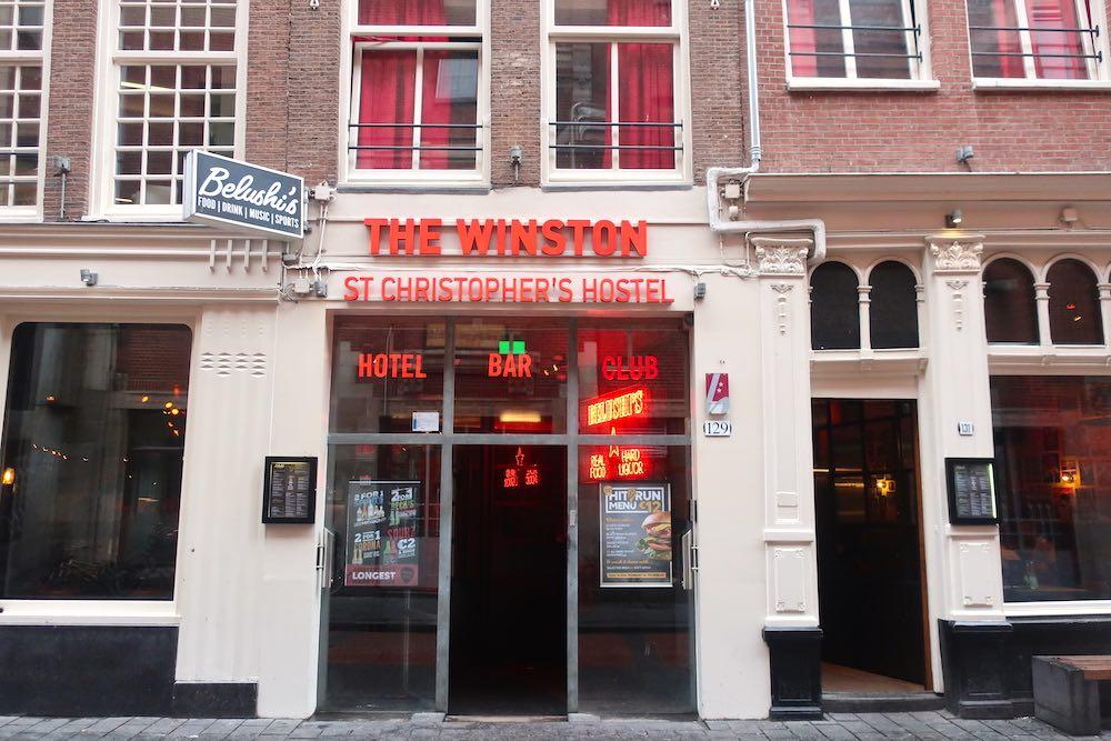 budget hotel amsterdam