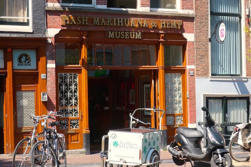 Hash Marihuana & Hemp Museum