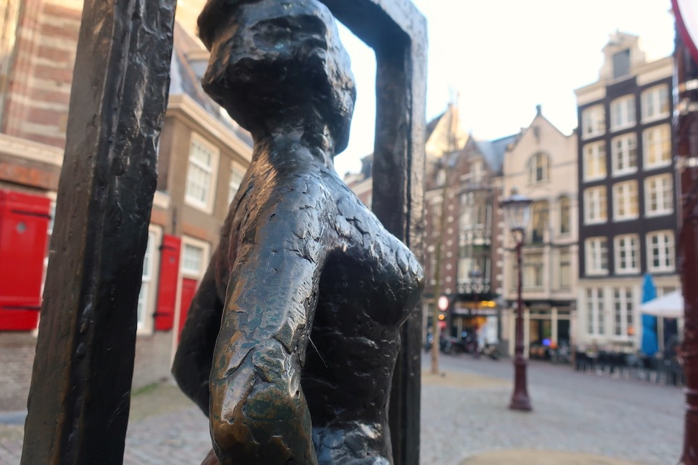 Red Light District history
