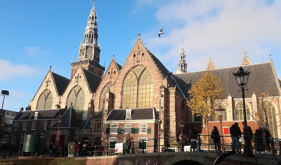 The Old Church Amsterdam