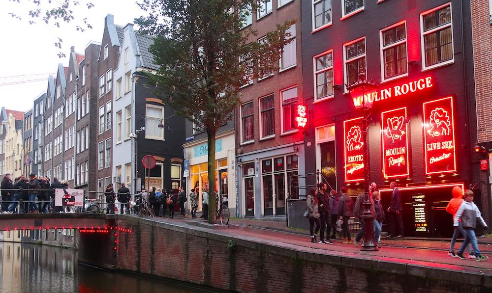 sex shows in amsterdam netherlands