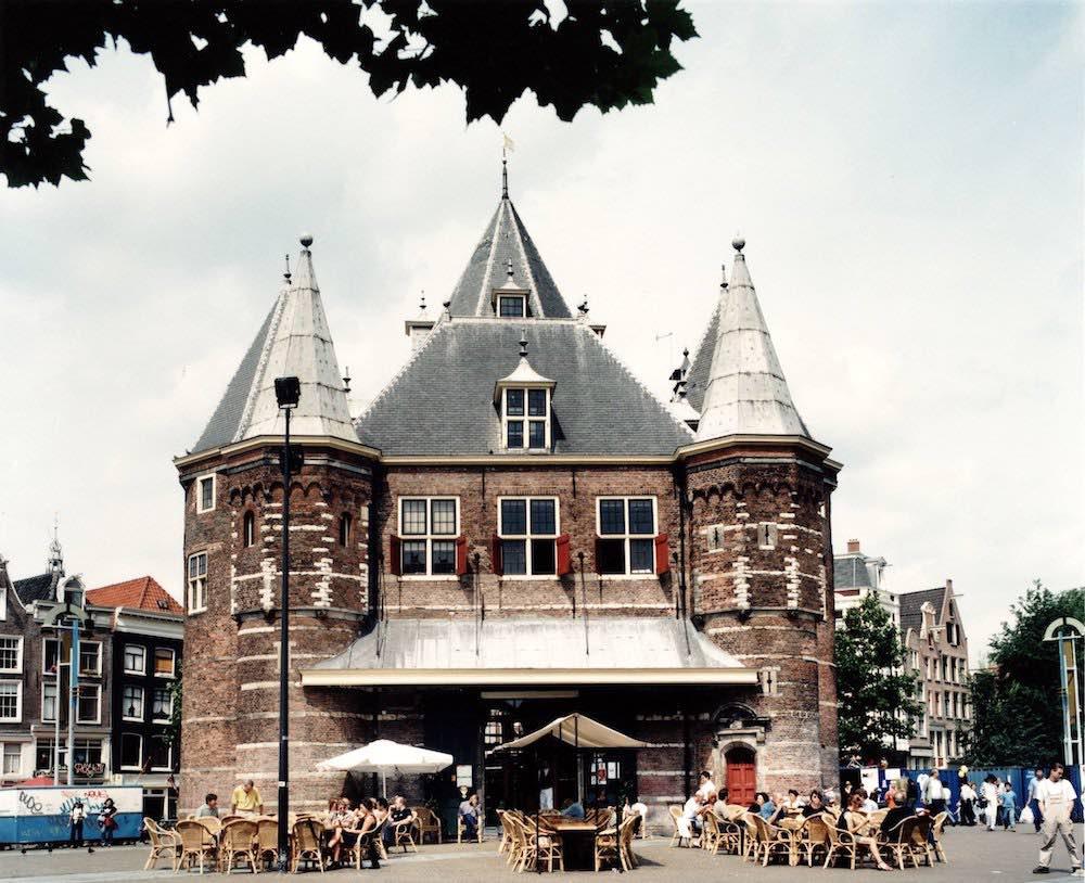 Amsterdam Waag 1998