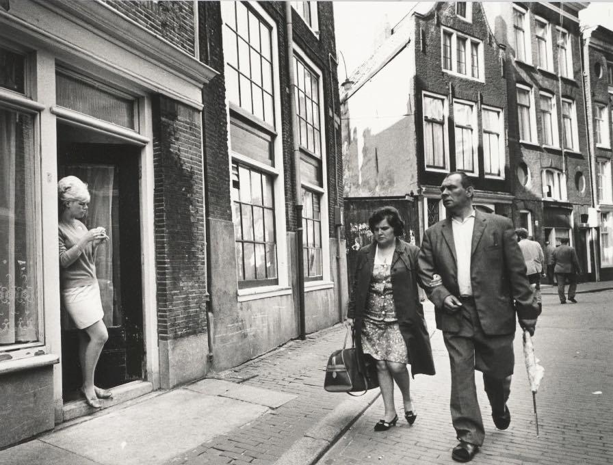 Amsterdam De Wallen 1969