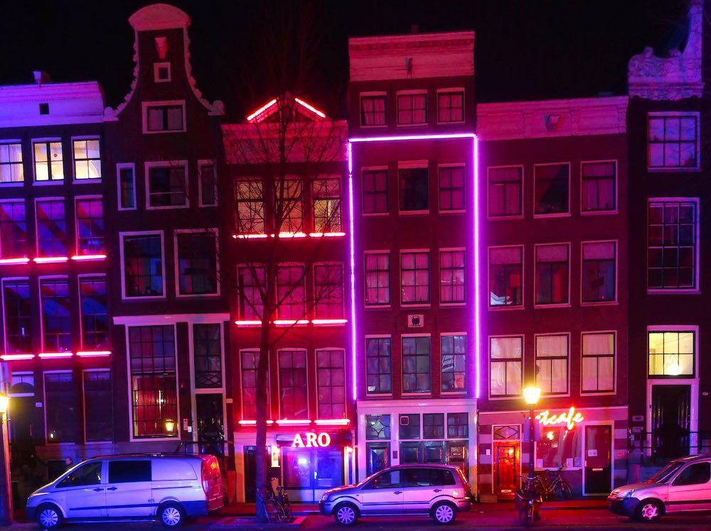 Amsterdam Red Light District Open Sundays