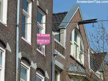 Guide To Buying A House Or Flat In Amsterdam Netherlands