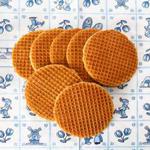Dutch food - Stroopwafel