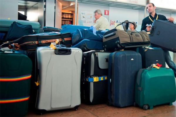 Luggage (Roy Ristie photo)