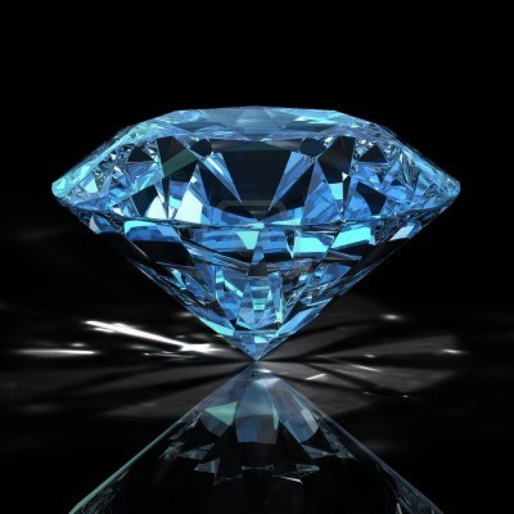 7924781-diamond-on-black-background