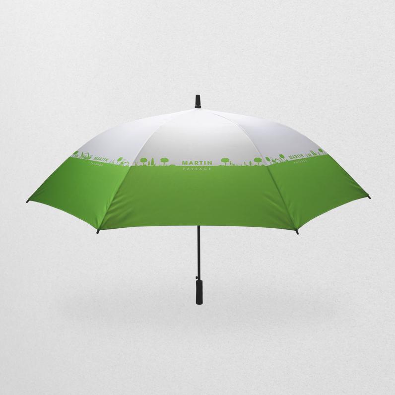 Martin Paysage & Rampini Construction – Parapluies 2021