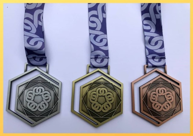 Australia ranks equal 12th taking home Gold, Silver, and Bronze at this years' EGMO