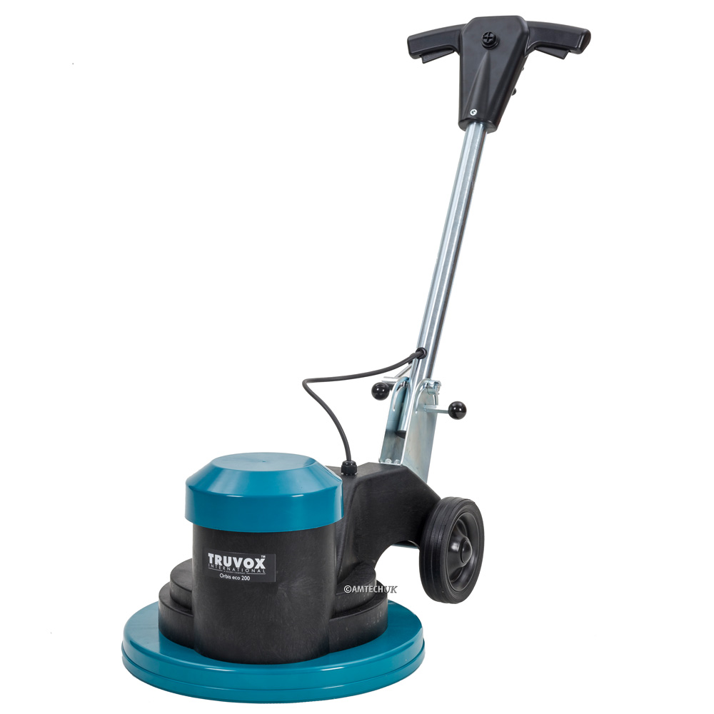 truvox orbis eco 200 rotary floor machine