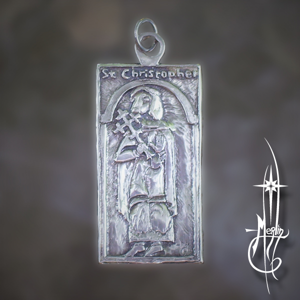 St. Christopher Amulet