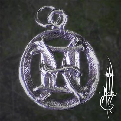 Gemini-Pisces Amulet