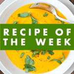 Link up your recipe of the week