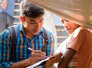 Rohingya Refugge Repsonse