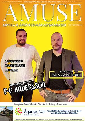 Arvika & Årjäng Oktober 2016