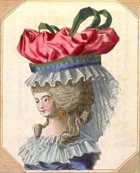 _1786 French Fashions Hat 08 (Oct 1786)