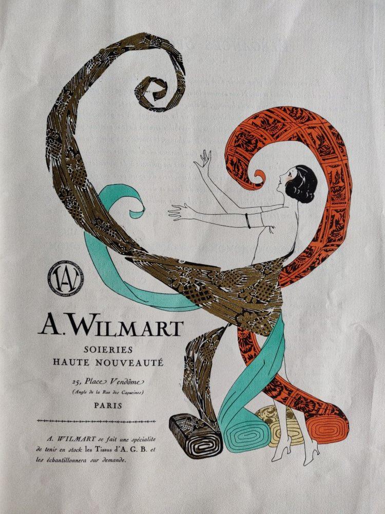 Art déco : une revue 'Art-Goût-Beauté' de 1924