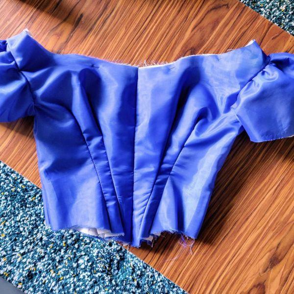 Noob Couture épisode 2 – Le corsage et les manches