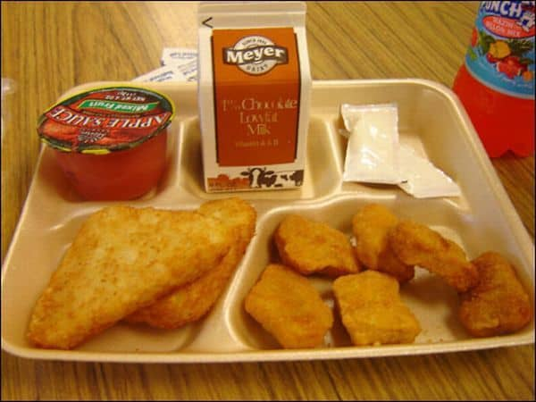 "It's Okay for Cafeteria Food to Be…""Okay."" Why?"