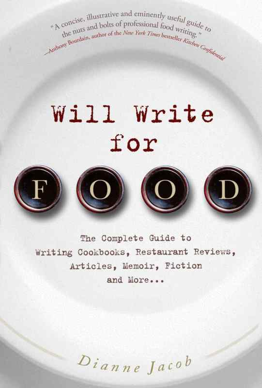 """Will Write for Food,"" by Dianne Jacob"