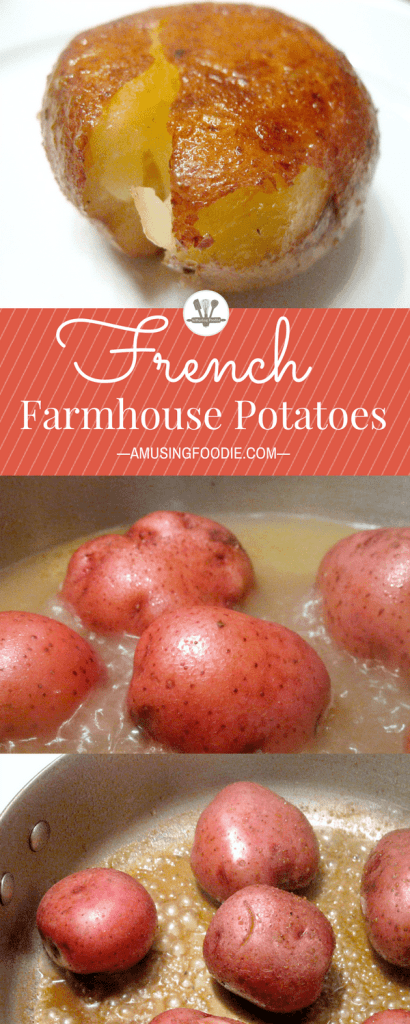 These simple and mouthwatering French farmhouse potatoes are a Jacques Pépin classic.