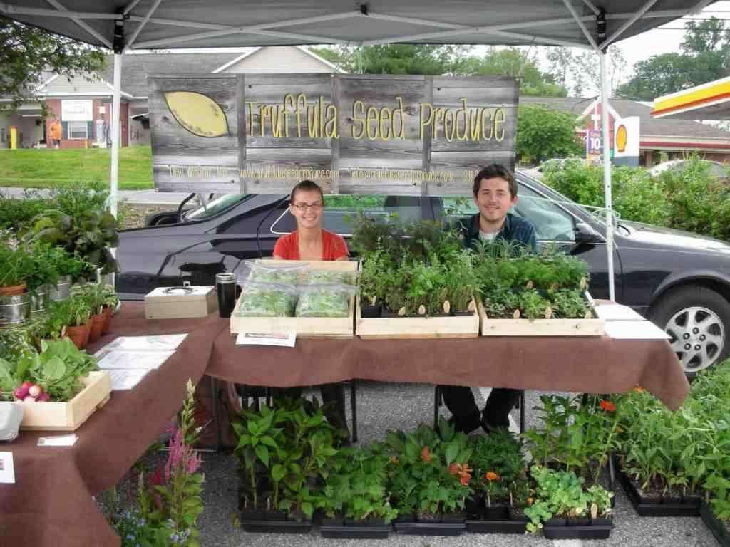 Support The Buy Local Challenge With Local Farmers' Markets In Maryland