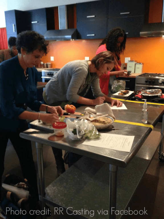 open casting call for home cooks on food network