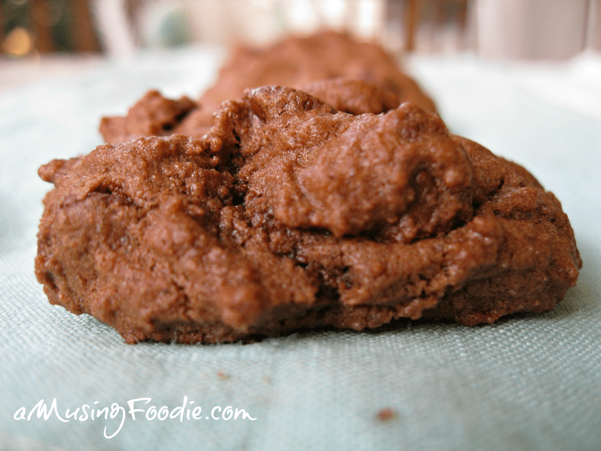 Double Chocolate Chip Cookies | (a)Musing Foodie
