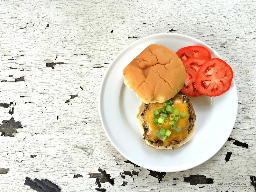 Beefy Taco Cheeseburgers