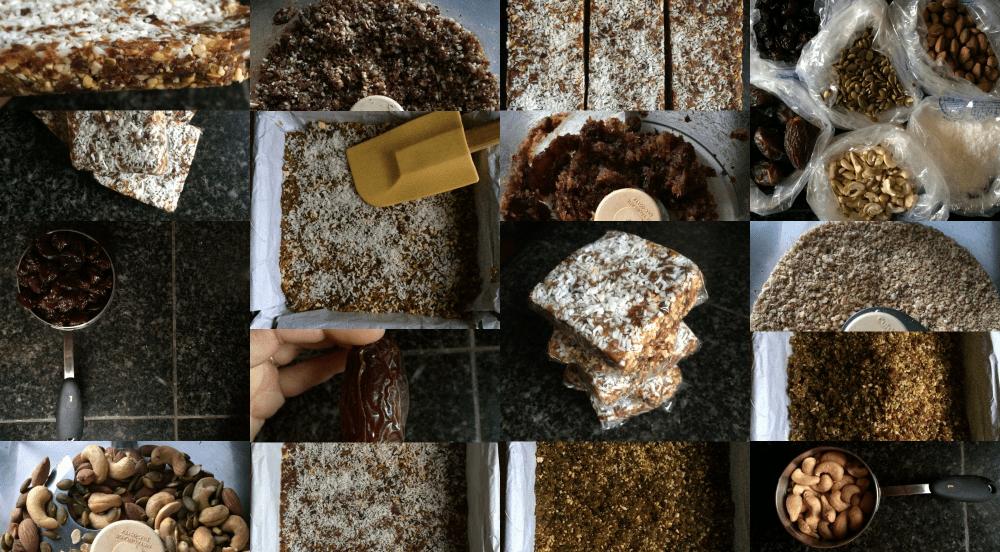 Homemade Snack Bars Recipe