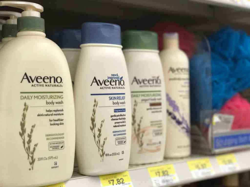 AVEENO® Skin Relief Body Wash at Walmart