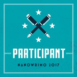 NaNoWriMo 2017 Participant!
