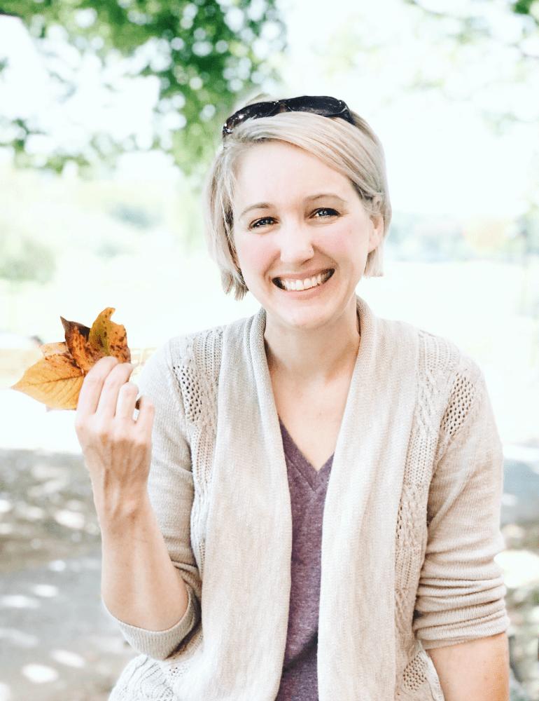Liza Hawkins, creator of (a)Musing Foodie