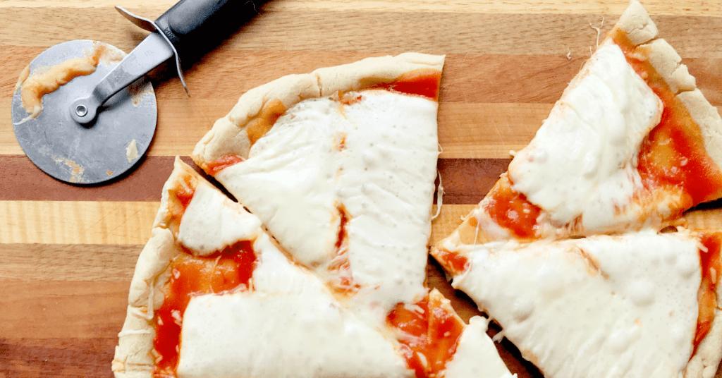 Homemade Gluten Free Pizza Crust