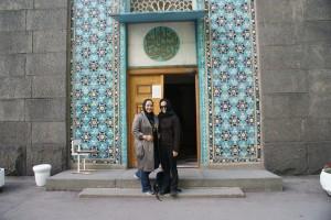 Saint Petersburg Mosque, St Petersburg, Russia  Part Two: What Ramadan Means DSC03145