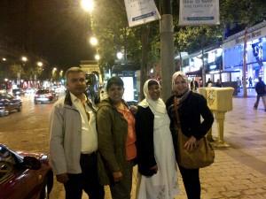 With a family in Nanterre, Paris  Paris - The Most Popular Tourist Destination 09