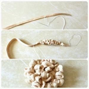 Brooche 1  DIY Brooch With Shoelaces 20150207 114629