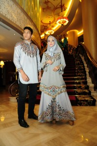 Pic 5  Muslim Women Formal Wear Spring 2015 - Interview With Indonesian Muslim Fashion Designer Pic 05