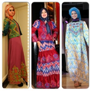 """Albis"" Designs  Muslim Women Formal Wear Spring 2015 - Interview With Indonesian Muslim Fashion Designer Pic 08"