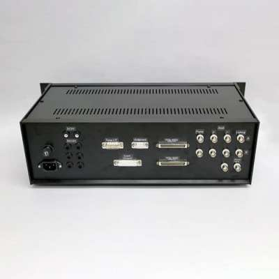Interface Back View