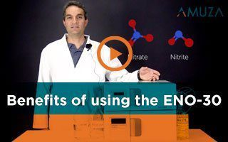 Benefits of using the ENO-30 for Nitrate and Nitrite Detection