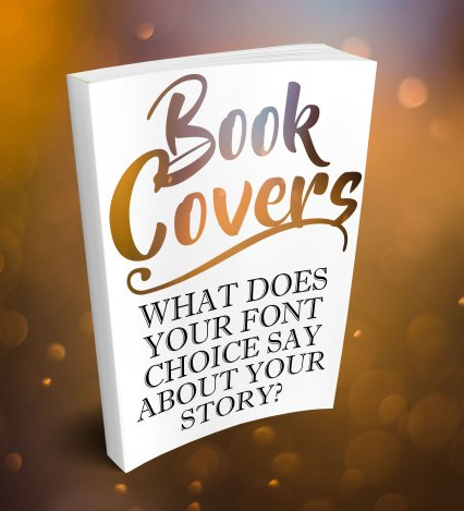 Fonts and Book Covers