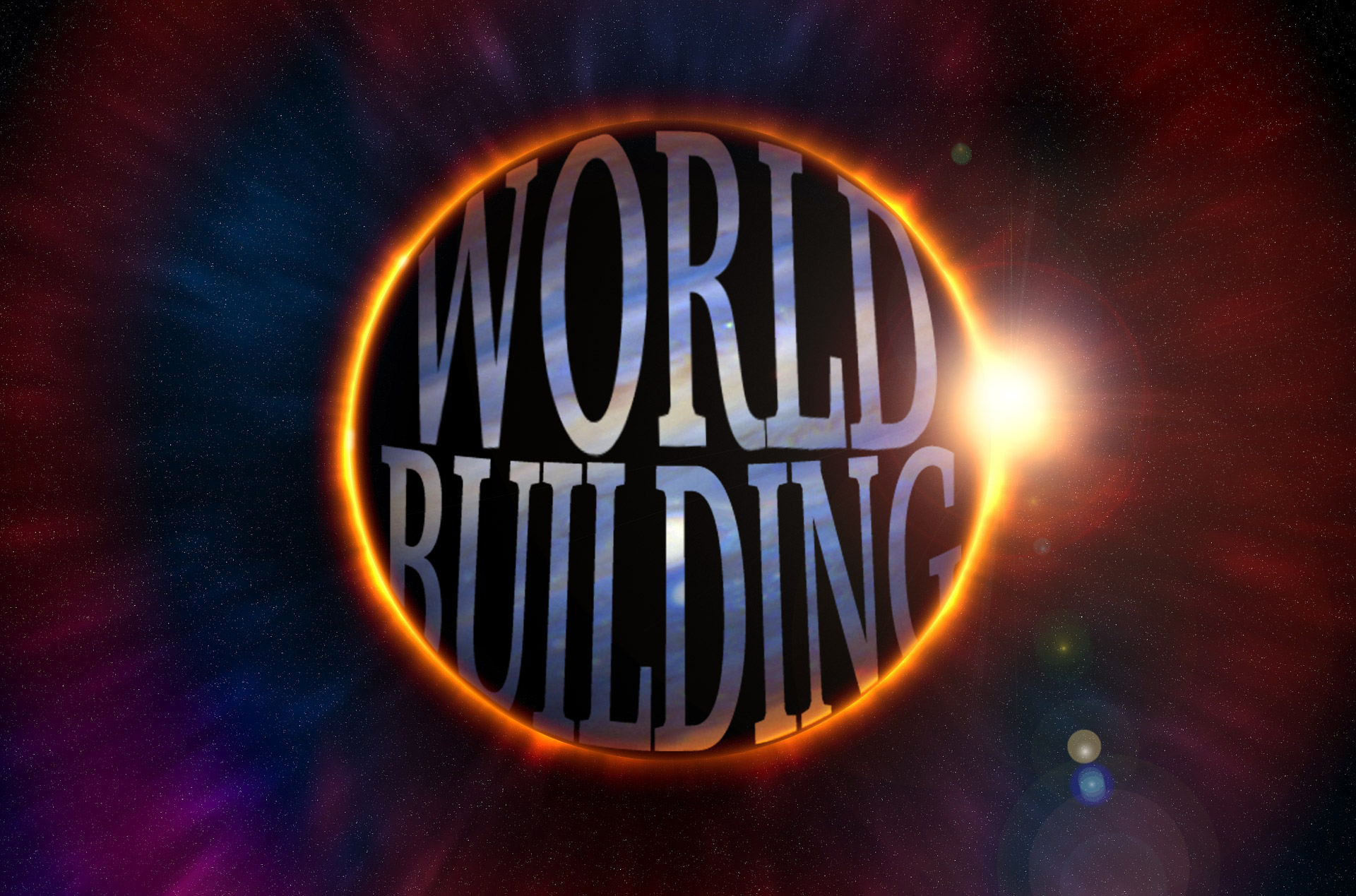How hard could it be to build a whole world?