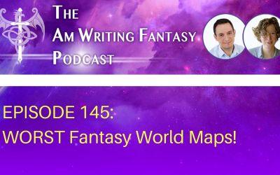 Worst Fantasy World Maps